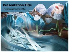 Cardiac Surgeon Template PowerPoint