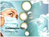 Medical Surgeon Template PowerPoint
