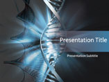DNA Testing PowerPoint Themes