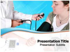 Hypertension Diet PowerPoint Slides