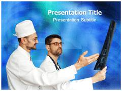 X Ray Tech PowerPoint Slides