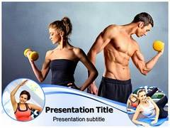 Athlete PowerPoint Slides