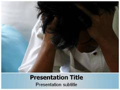 Psychological Problems Templates For  PowerPoint