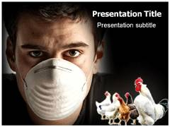 Bird Flu PowerPoint Backgrounds
