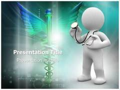 Ask a Doctor PowerPoint Background
