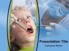 Dental Care PowerPoint Backgrounds