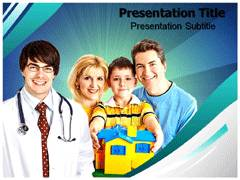 Medical Doctor PowerPoint Background