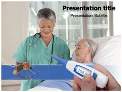 Chikungunia Template PowerPoint
