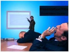 Narcolepsy PowerPoint Backgrounds