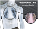 Pneumoconiosis PowerPoint Background