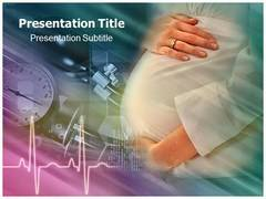 Pre Eclampsia Template PowerPoint