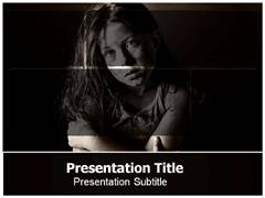 Bullying Template PowerPoint