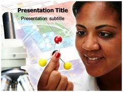 Chemistry Experiments PowerPoint Slides