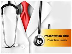 Doctor Career PowerPoint Slides