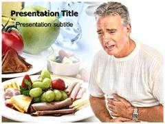 Food Poisoning PowerPoint Background