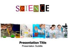 Science Template PowerPoint