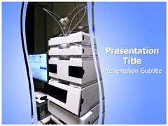 Chromatography Template PowerPoint
