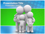 Family Care PowerPoint Background