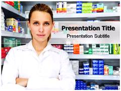 Pharmacist PowerPoint Templates