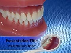 Dentistry Education PowerPoint Slides
