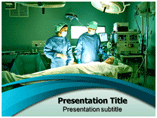 Surgery Theatre PowerPoint Slides