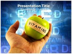 Vitamins PowerPoint Slides