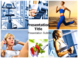 Exercise PowerPoint Background