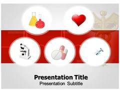 Medical Symbols Animated PowerPoint Presentation
