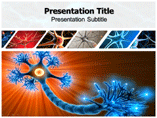 Neuron Animated Powerpoint Templates