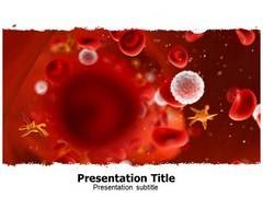 Chronic Lymphotic Leukemia PowerPoint Background