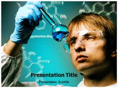 Chemical Test Template PowerPoint