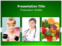 Health Template PowerPoint