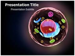 Cell Function PowerPoint Backgrounds