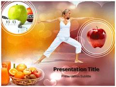 Slimming PowerPoint Theme