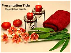 Aromatherapy PowerPoint Backgrounds