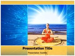 Sukhasana PowerPoint Slides