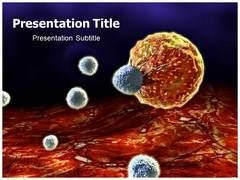 T Cell PowerPoint Theme