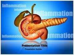 Pancreatitis Causes PowerPoint Background