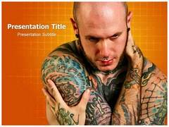 Tattooing PowerPoint Backgrounds