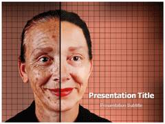 Aging Skin PowerPoint Background