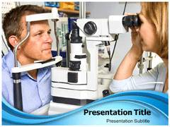 Eye Examination PowerPoint Slides