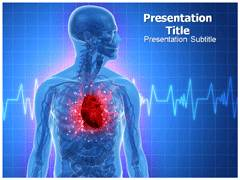 cardiac ppt template images - templates design ideas, Modern powerpoint