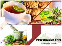 Herbal PowerPoint Slides