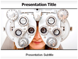 Cataracts Template PowerPoint