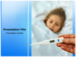 Fever Symptoms Template PowerPoint