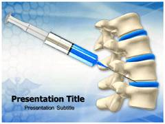 Disc Injection PowerPoint Slides