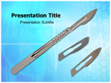 Scalpels PowerPoint Background