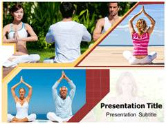 Yoga Template PowerPoint