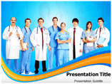 Doctor Team PowerPoint Slides