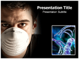 Anthrax Template PowerPoint